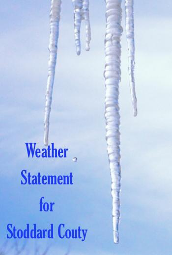 Special Weather Statement - Bitter Cold