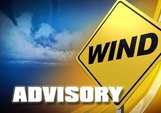 Wind Advisory for Stoddard County, Missouri