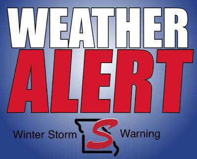 Winter Storm Warning Issued