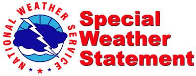 Special Weather Statement - Ice