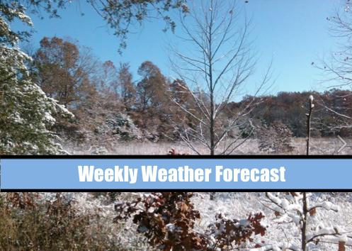 Weekly Weather for Stoddard County