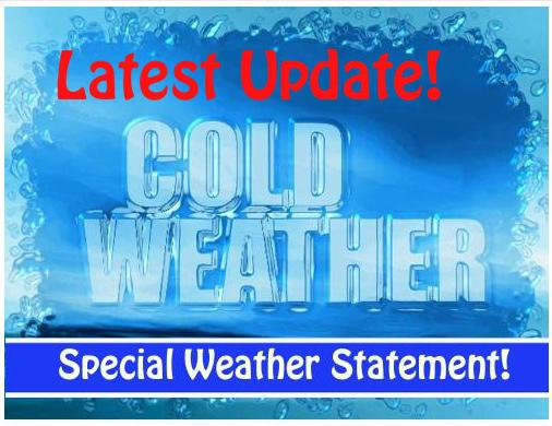 Special Weather Statement Updated by National Weather Service