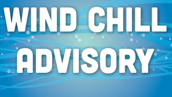 Wind Chill Advisory Issued for Stoddard County