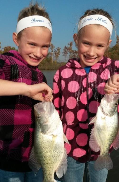 Peak fishing time is now for Peak fishing times
