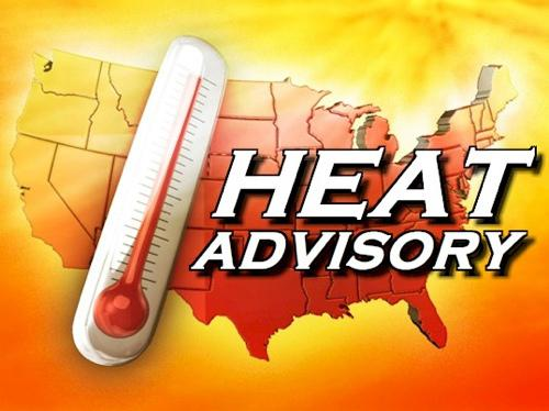 Heat Advisory for Stoddard County
