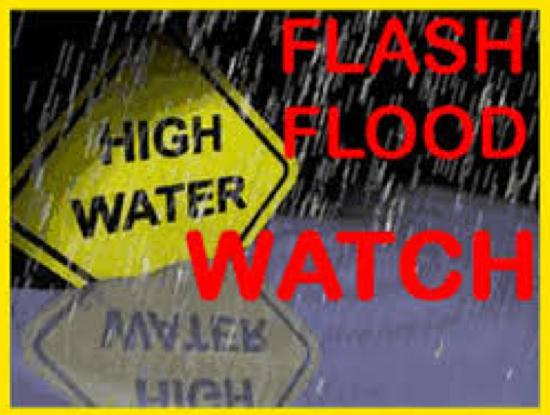 Flash Flood Watch Issued for Stoddard County