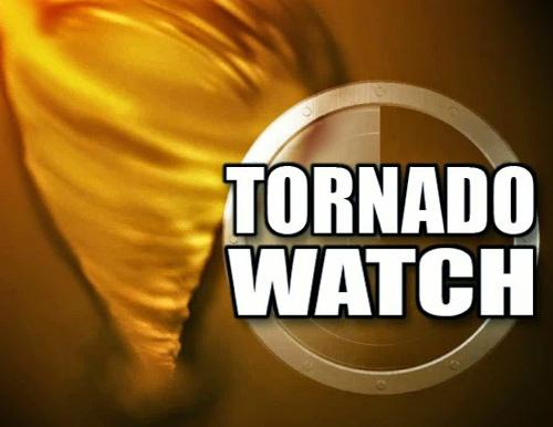 Tornado Watch Issued for Stoddard County