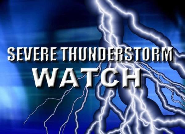 Severe Thunderstorm Watch in Effect for Stoddard County