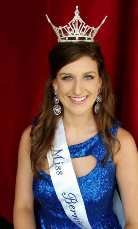 June Calendar Girl Series : Liberty township receives hall of fame award
