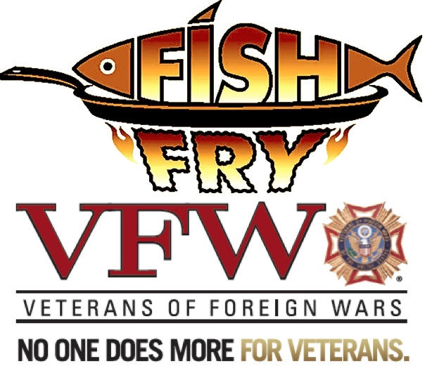 Motorcycle show and veterans fish fry for Vfw fish fry