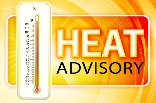 Heat Advisory Issued for Stoddard County