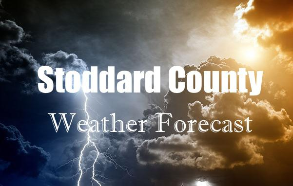 This Week's Stoddard County Weather Forecast