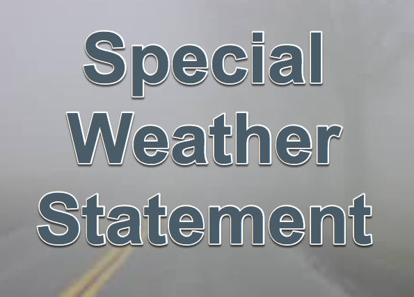 Special Weather Statement - Patchy Frost Expected