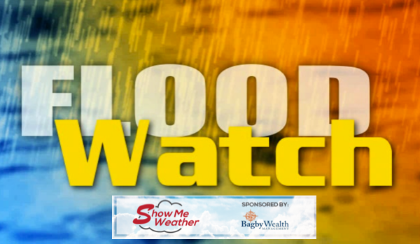 Flood Watch Issued for Stoddard County, Missouri