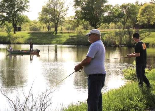 Mdc free fishing days june 10th and 11th for Mo fishing license