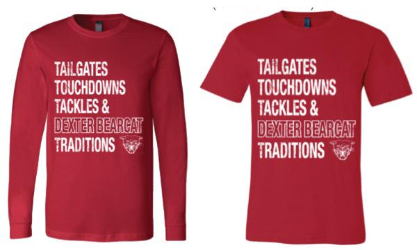 Bearcat Community Tailgate T-Shirts On Sale NOW!!