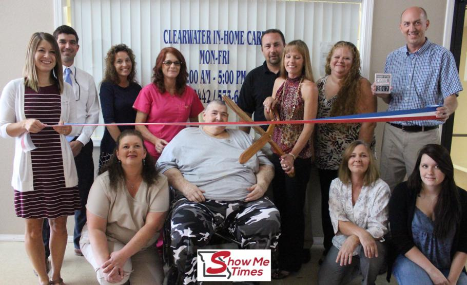 Ribbon Cutting Held at Clearwater In-Home Care