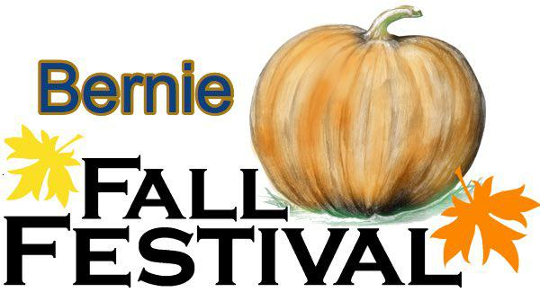 Annual Bernie Fall Festival Set for Saturday, October 21st