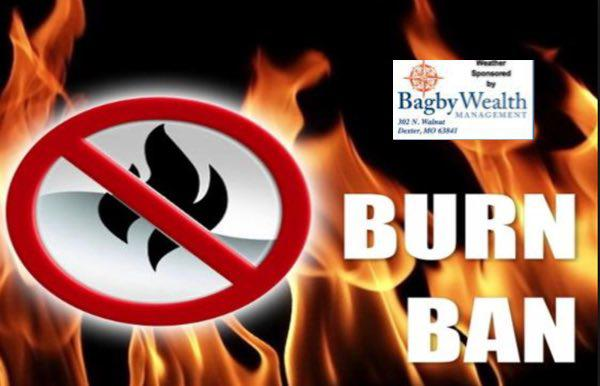 Burn Bans in the Heartland