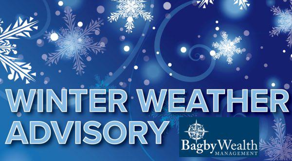 Winter Weather Advisory Begins at 6 p.m. Tonight for Stoddard County