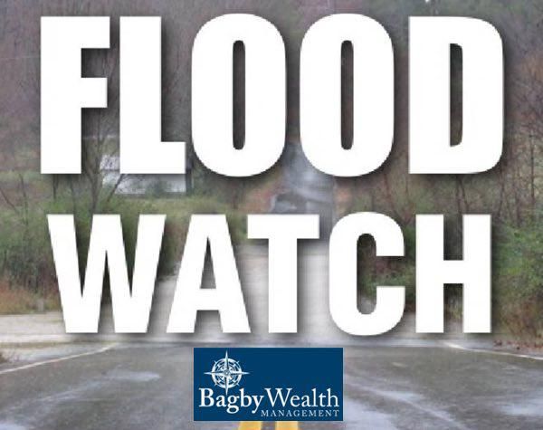 Flood Watch Issued Through Weekend