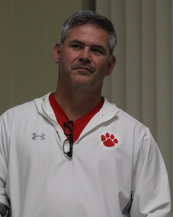 Aaron Pixley Named Dexter Head Football Coach