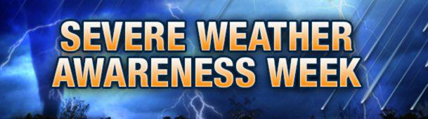 Severe Weather Awareness Week 2018