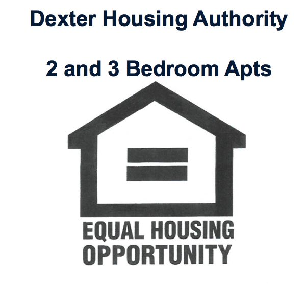 Dexter Housing Authority Accepting Applications For Apartments
