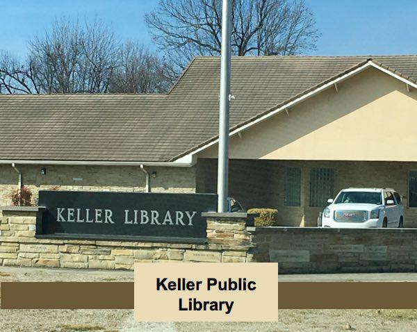 Keller Public Library Annual Book Sale