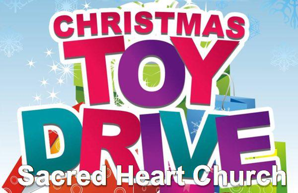 Toys Needed for Sacred Heart Toy Drive