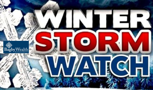 Winter Storm Watch Has Been Issued for Stoddard County