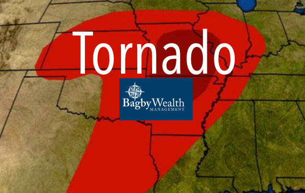 Tornado Watch Issued for Stoddard County, May 21, 2019