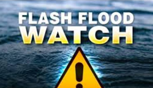 Flash Flood Watch in Effect for Stoddard County