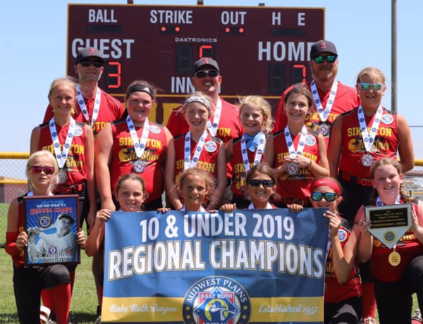 Menley Headed to the World Series with 10u Softball All-Star Team
