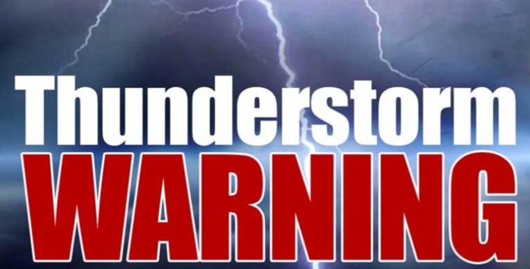 Severe Thunderstorm Warning Issued for Stoddard County