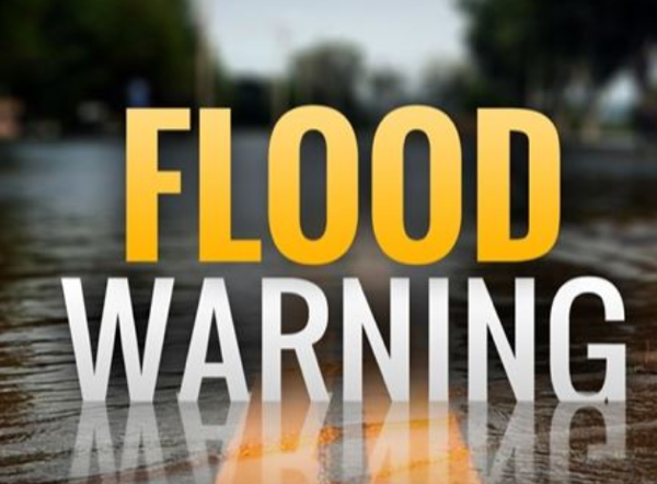 Flood Warning Issued for Stoddard County