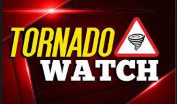 Tornado Watch Issued and Extended for Stoddard County