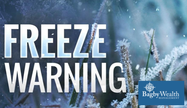 Freeze Warning Issued for Tuesday Evening for Stoddard County