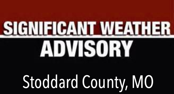 Significant Weather Advisory for Stoddard County