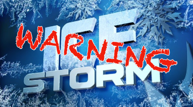Ice Storm Warning Issued for Stoddard County, Wednesday, February 10, 2021